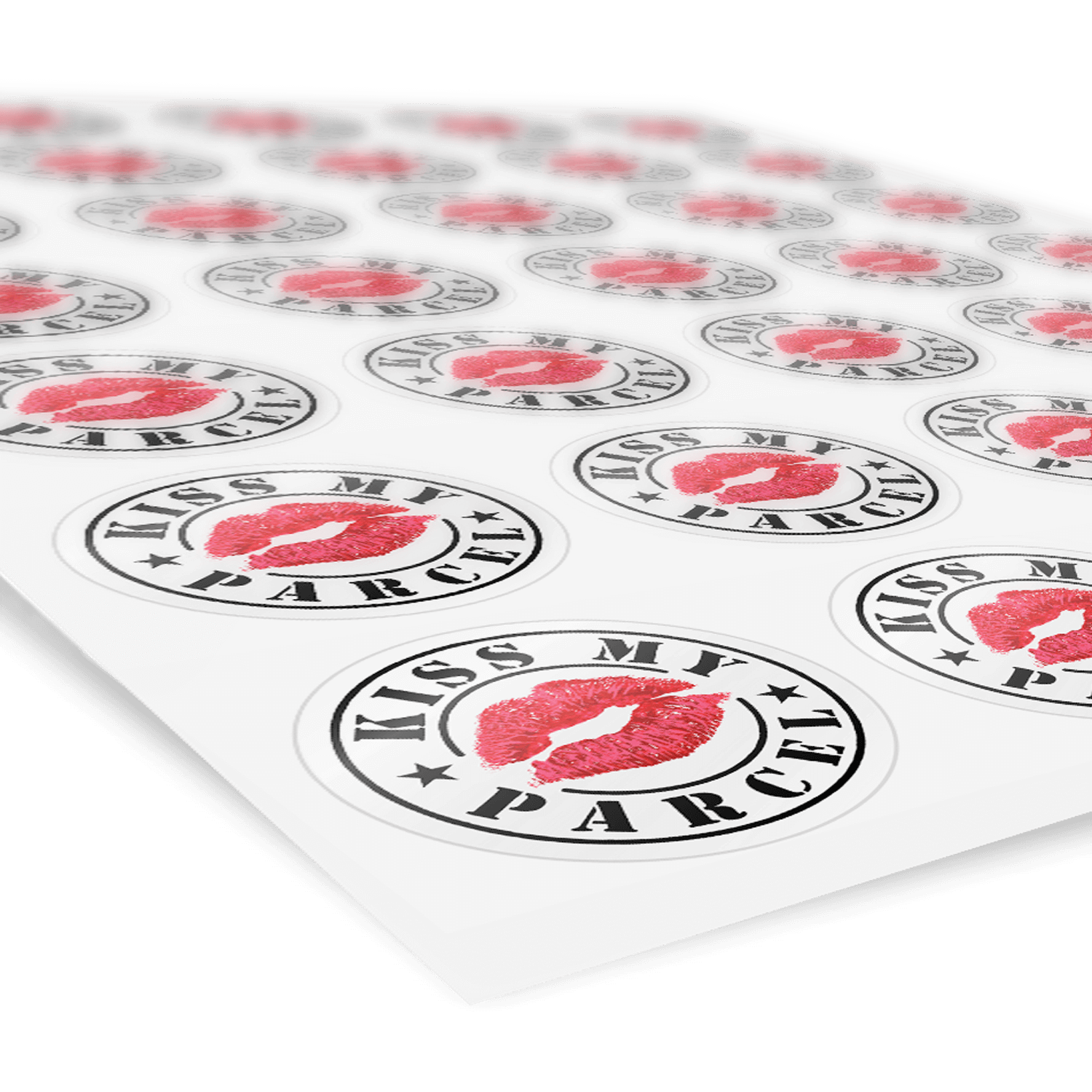37mm Paper Sticker