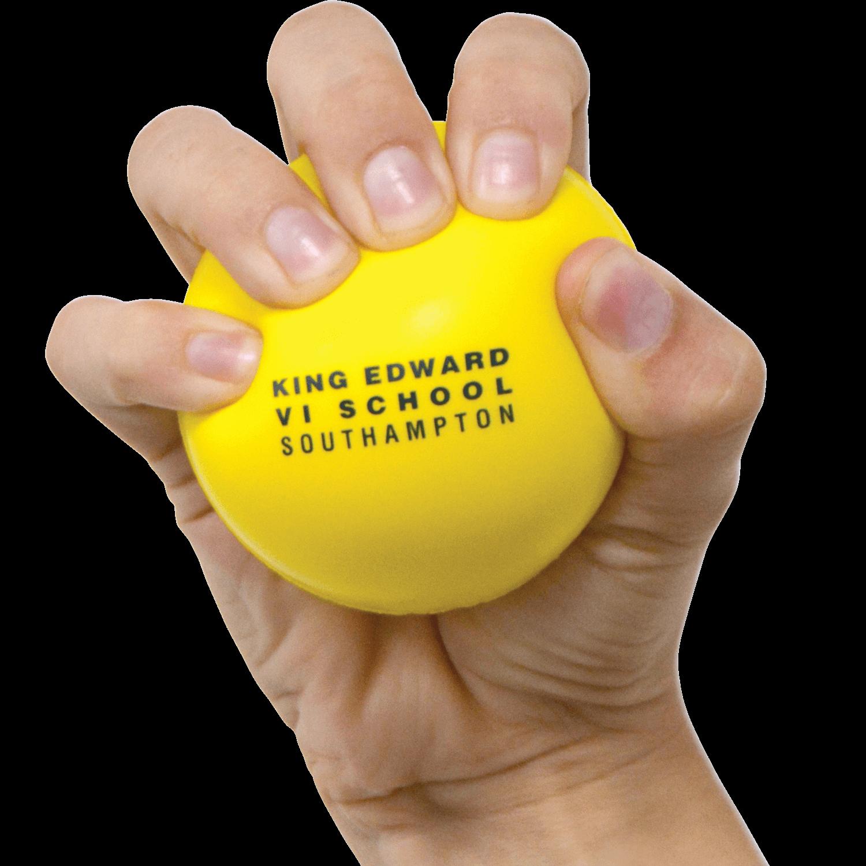 Printed Round Stress Balls