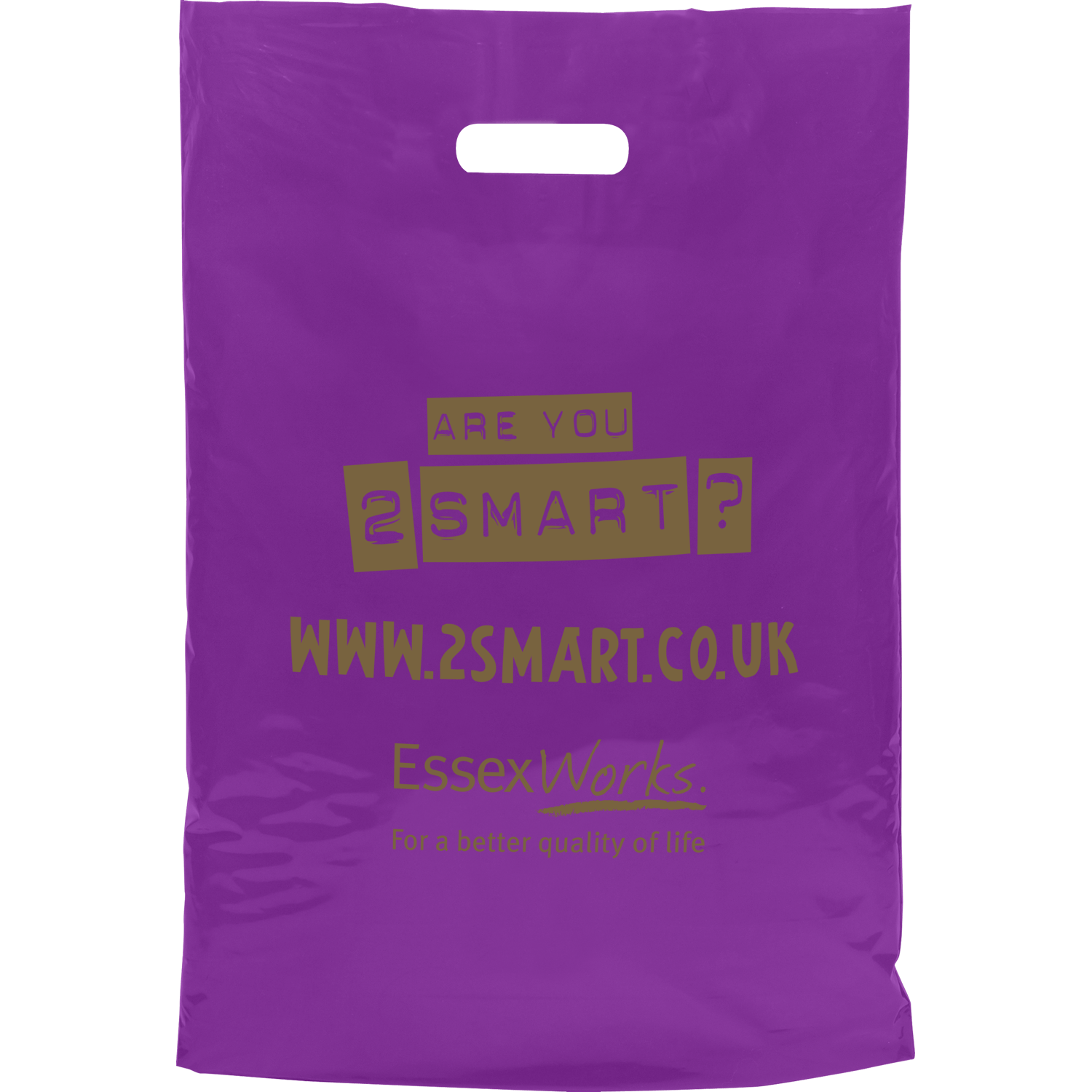 Biodegradable Carrier Bags - Medium