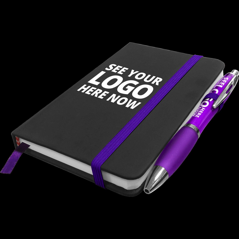 A6 Mini Notebook & Pen