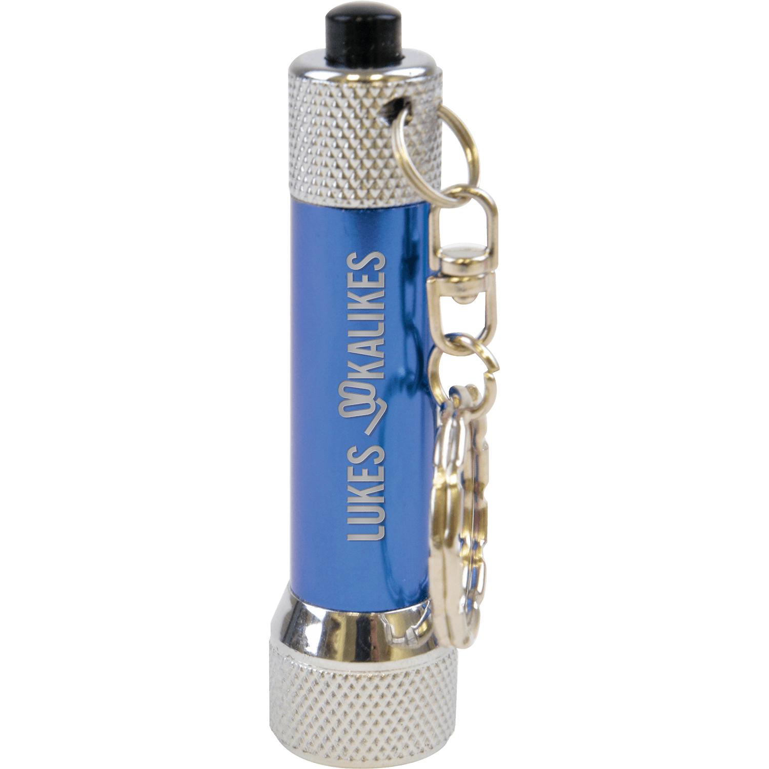 Engraved Keyring Torch
