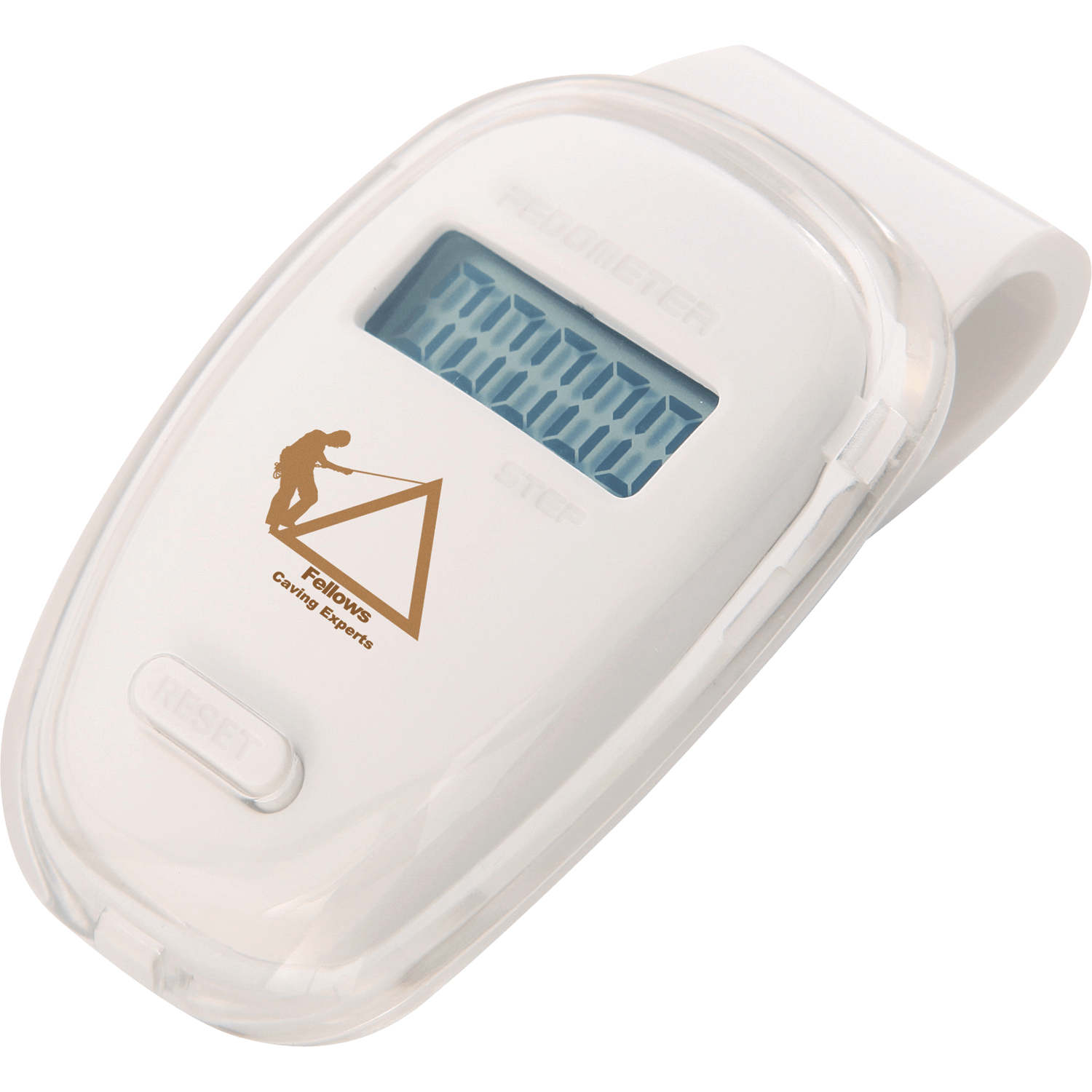 Oval Pedometer