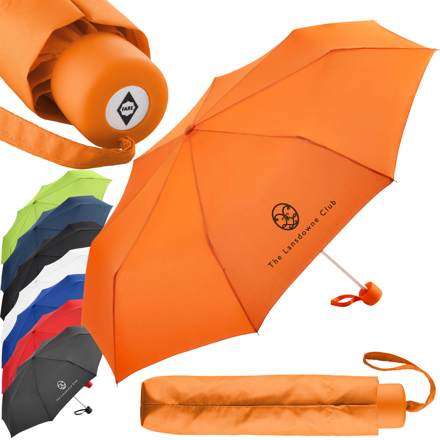 Fare Alu Mini Umbrellas