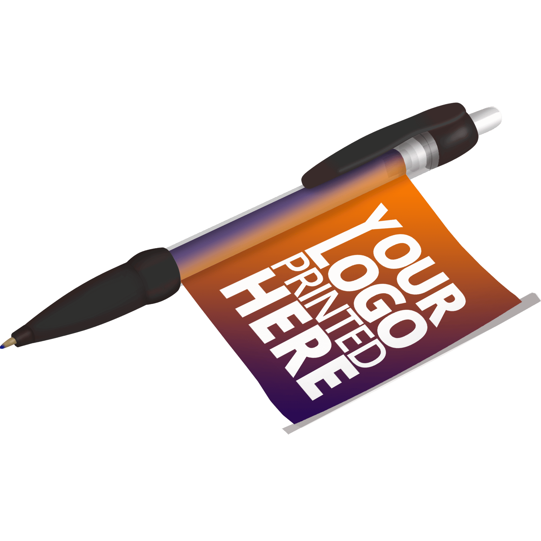 Printed Banner Pen