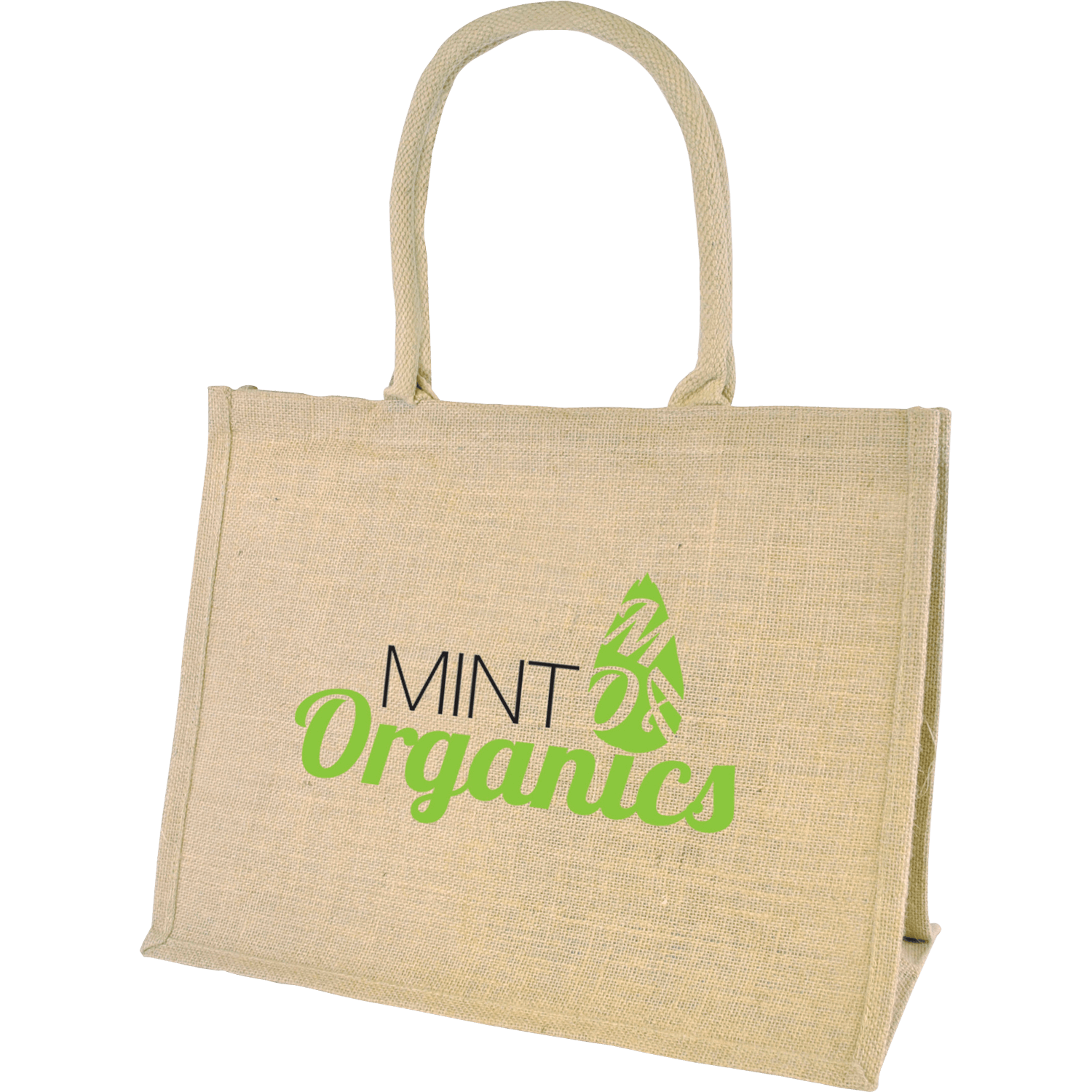 Natural Jute Shopper