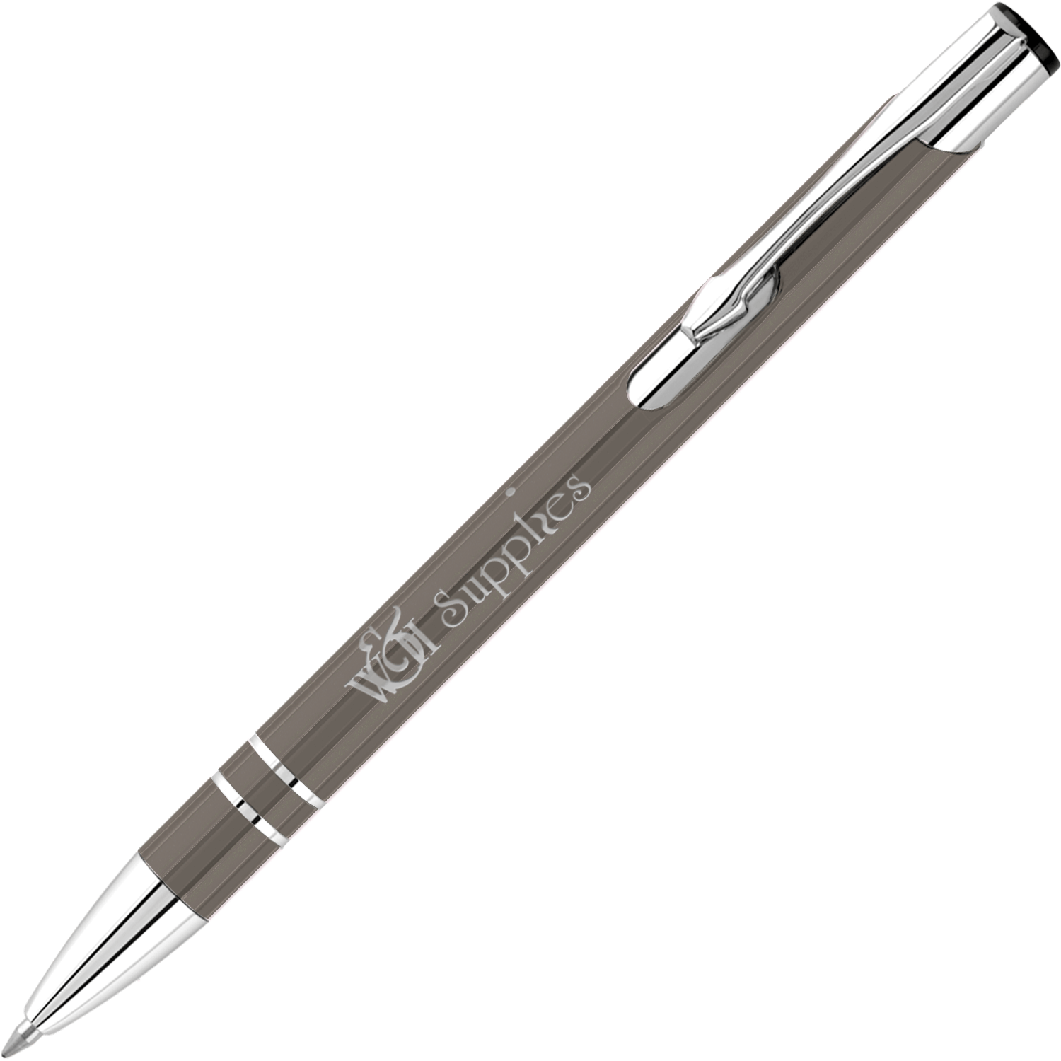 Engraved Metal Elite Pen