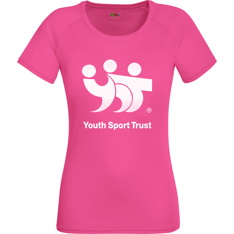 Lady-Fit Performance T-Shirt