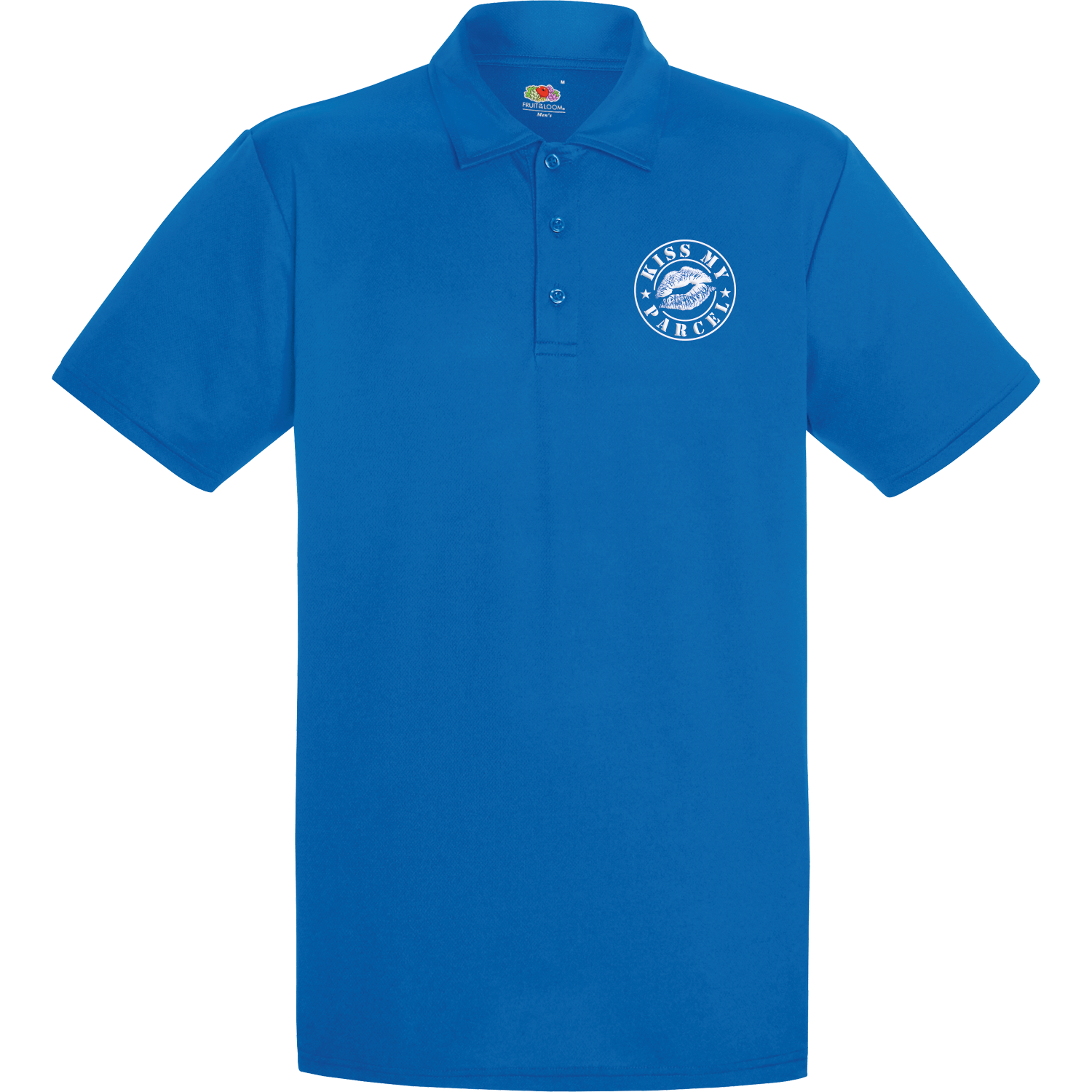 Quick Dry Performance Polo Shirt