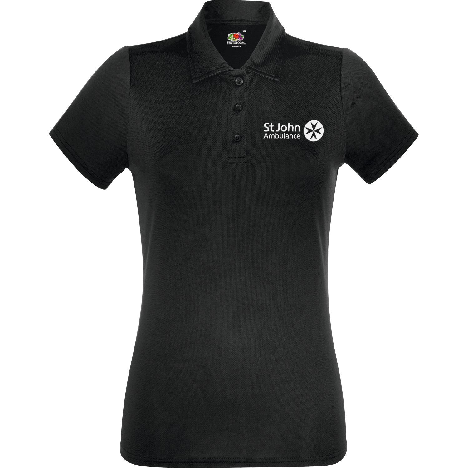 Lady Fit Quick Dry Polo