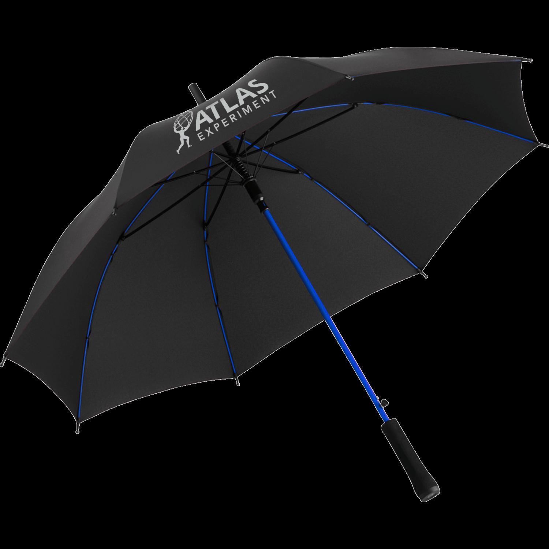 Black - Euro Blue Trim (2945)