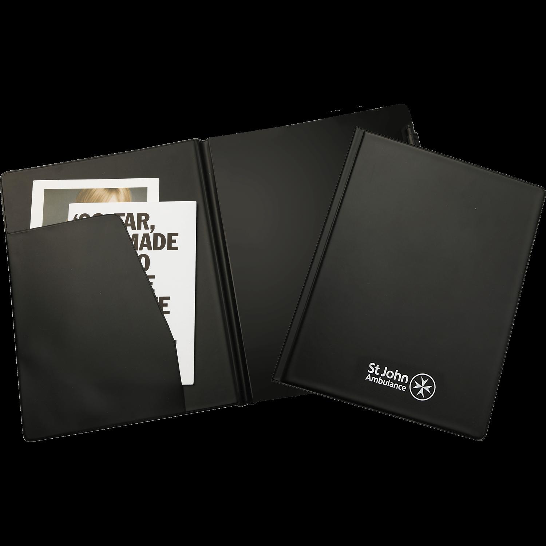A4 Budget Vinyl Folder