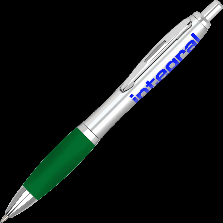 Silver - Green