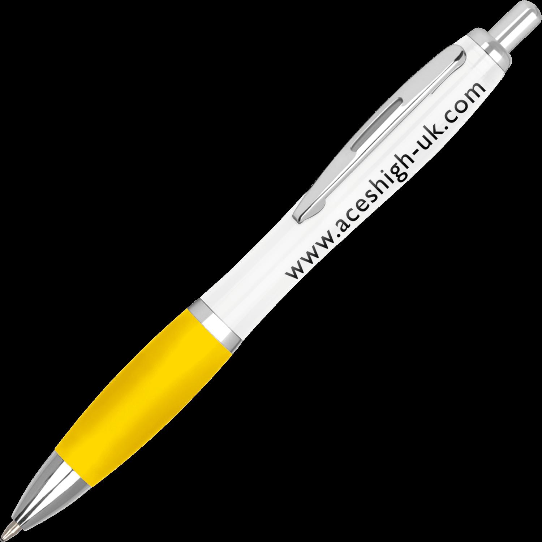 White - Yellow
