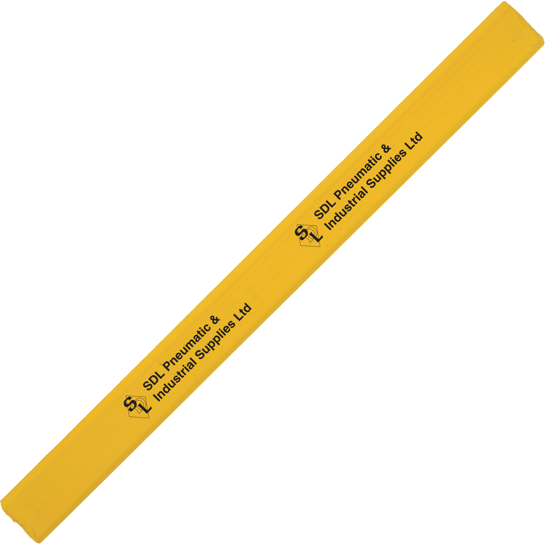 Printed Carpenters Pencil
