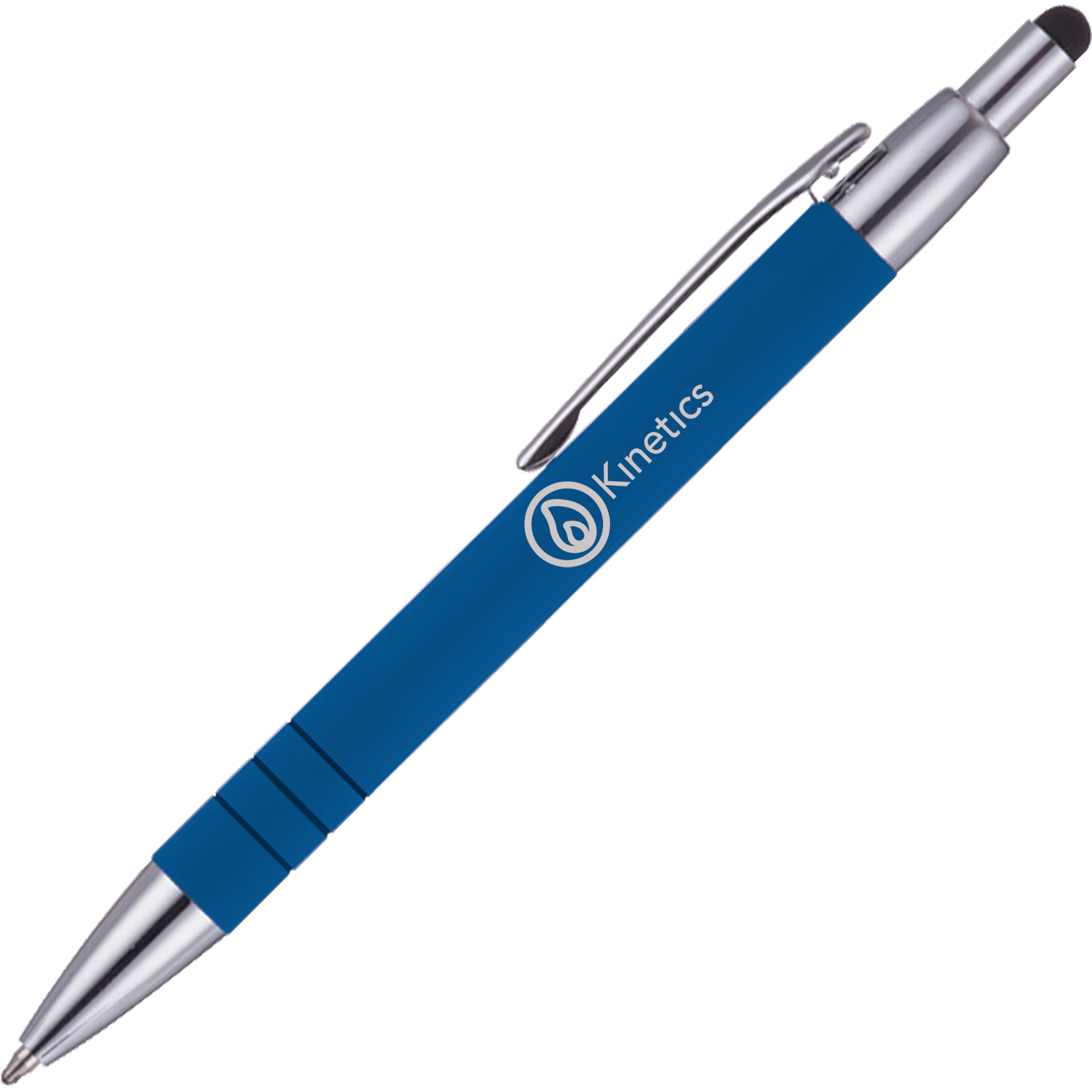 Engraved Soft Feel Stylus