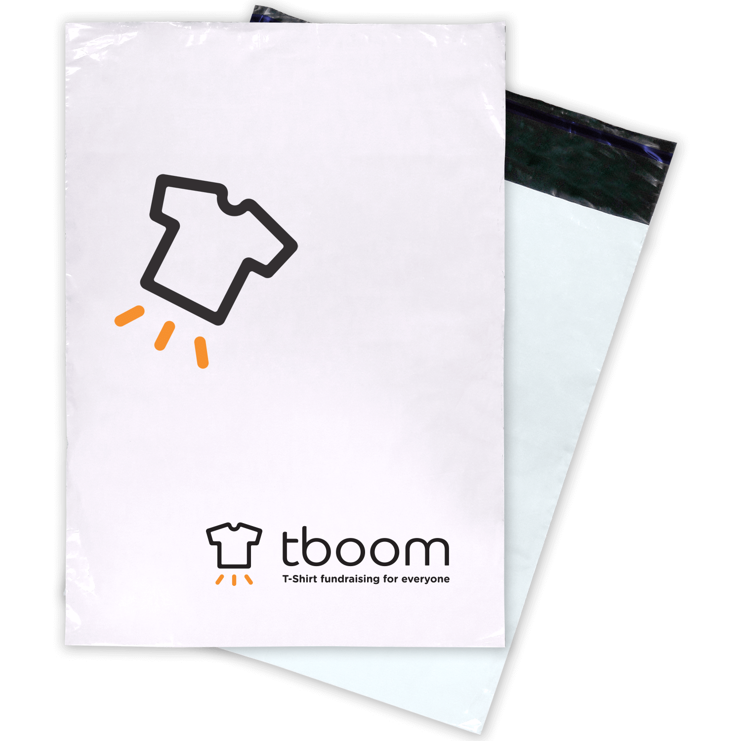 Printed Mailing Bags - XL