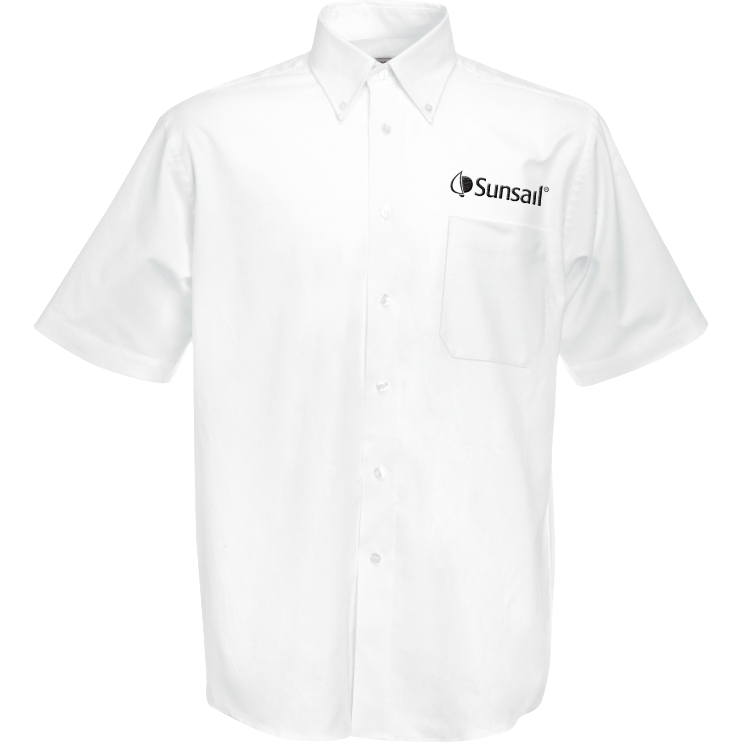 Fruit of the Loom Premium Short Sleeve Oxford Shirt