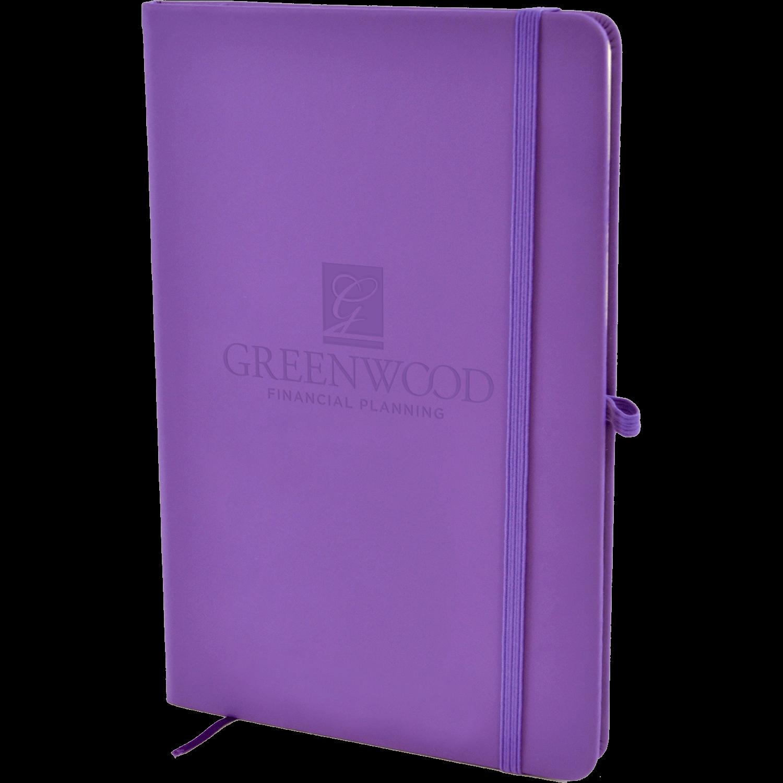 A5 Debossed Notebook