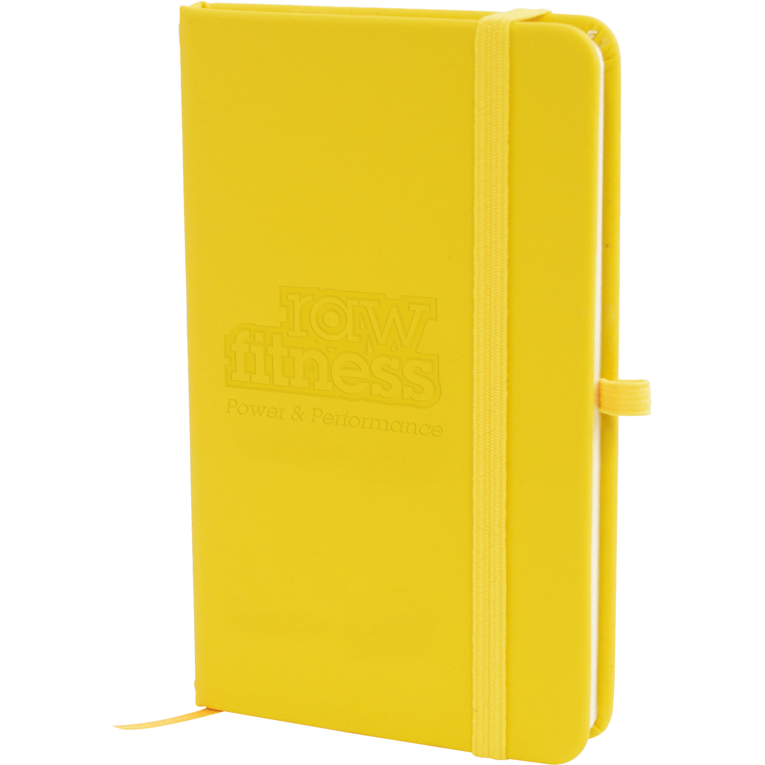 A6 Debossed Notebook