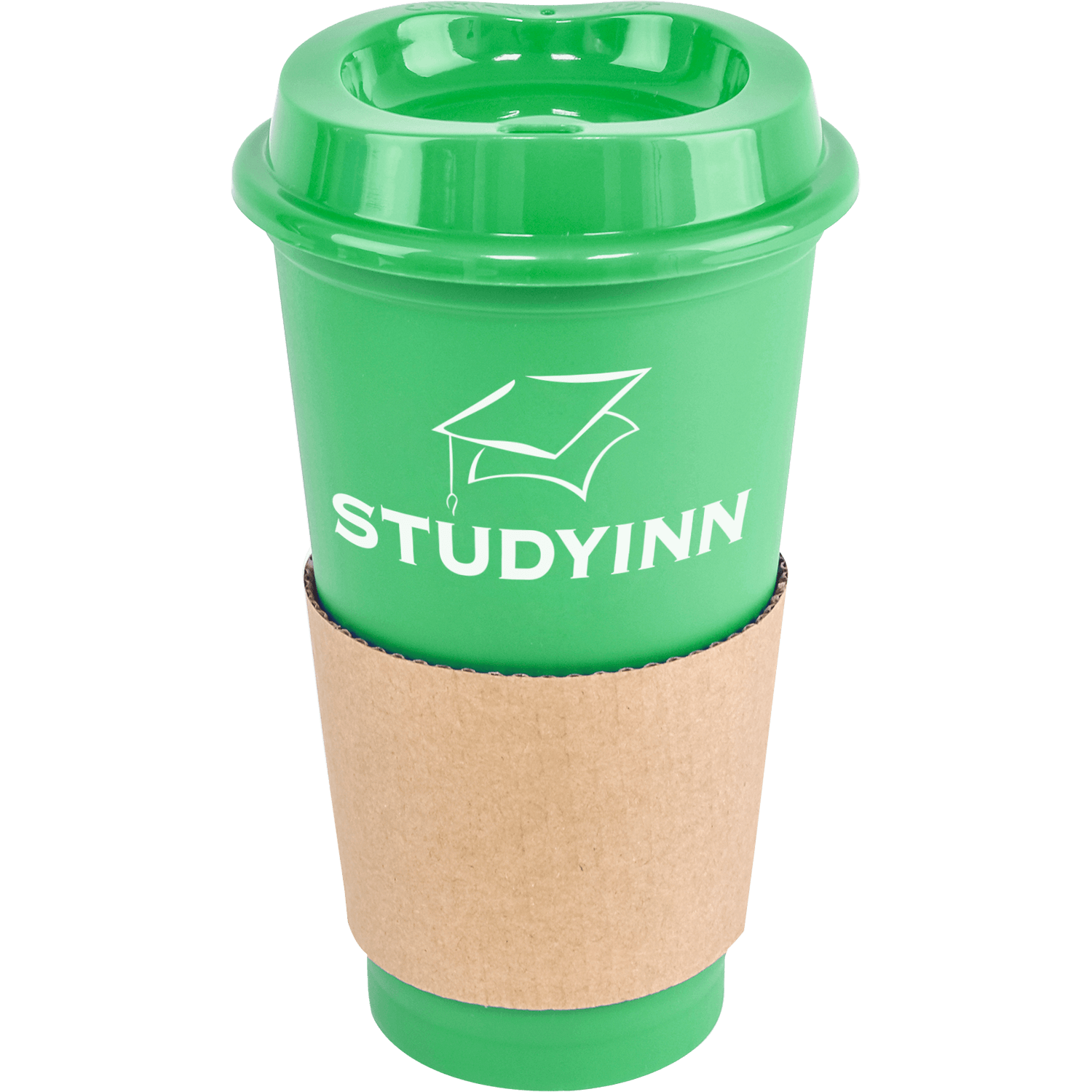 Saver Reusable Coffee Cup With Lid