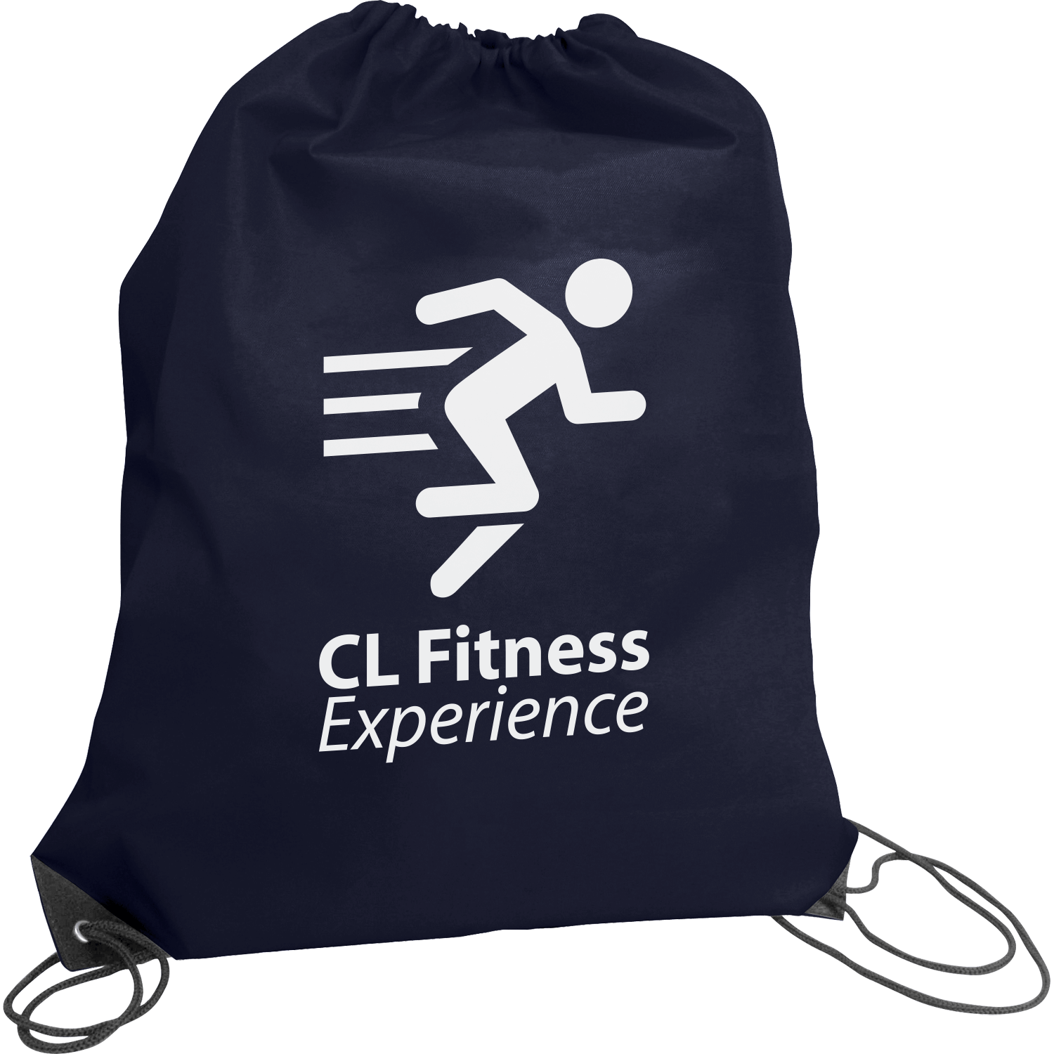 2 Day Classic Drawstring Promotional Bags