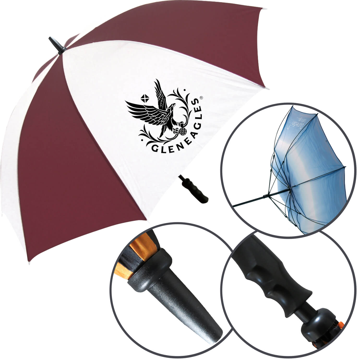 The Fibrestorm Golf Umbrella