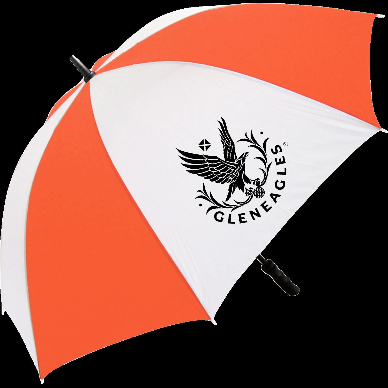 Orange (171) & White