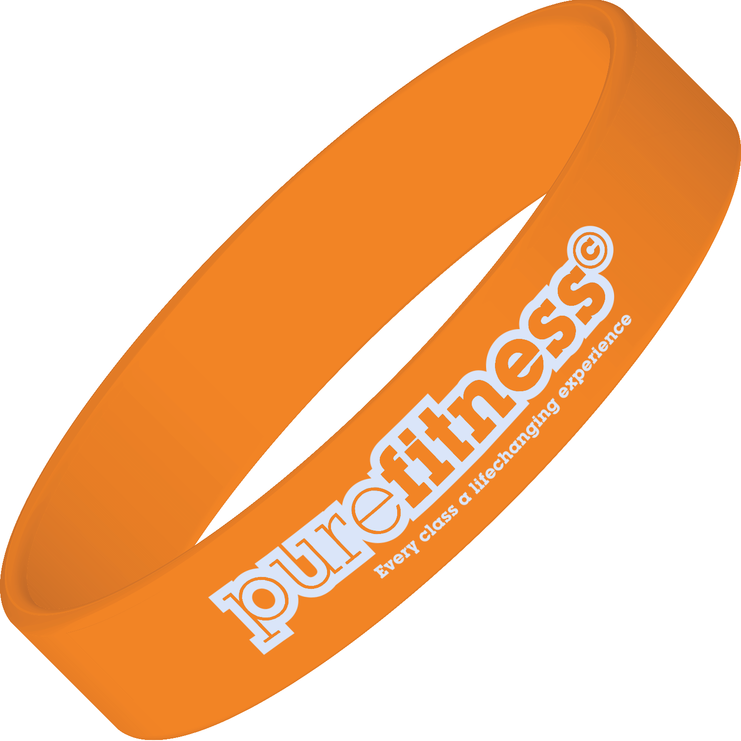 Express Printed Silicone Wristbands