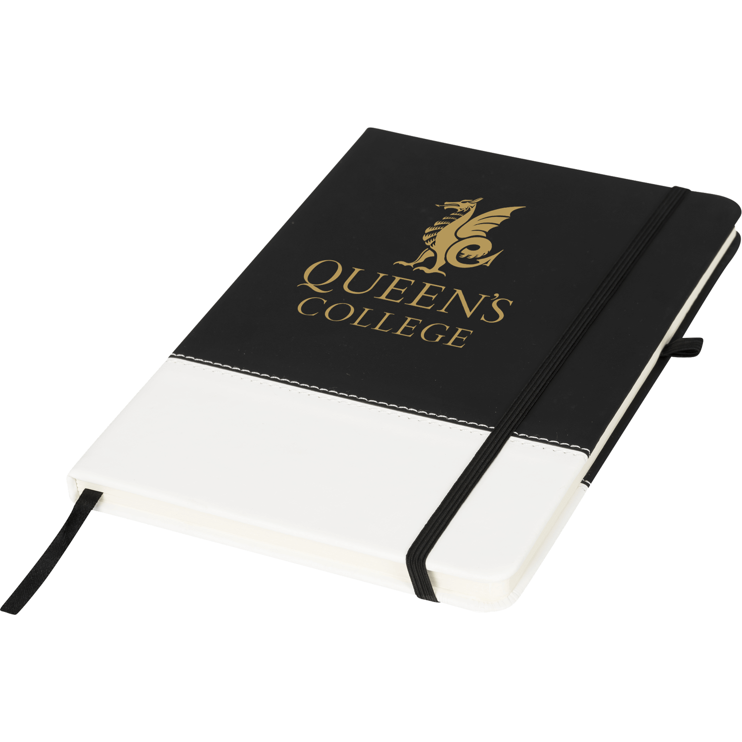 Two-Tone Notebook