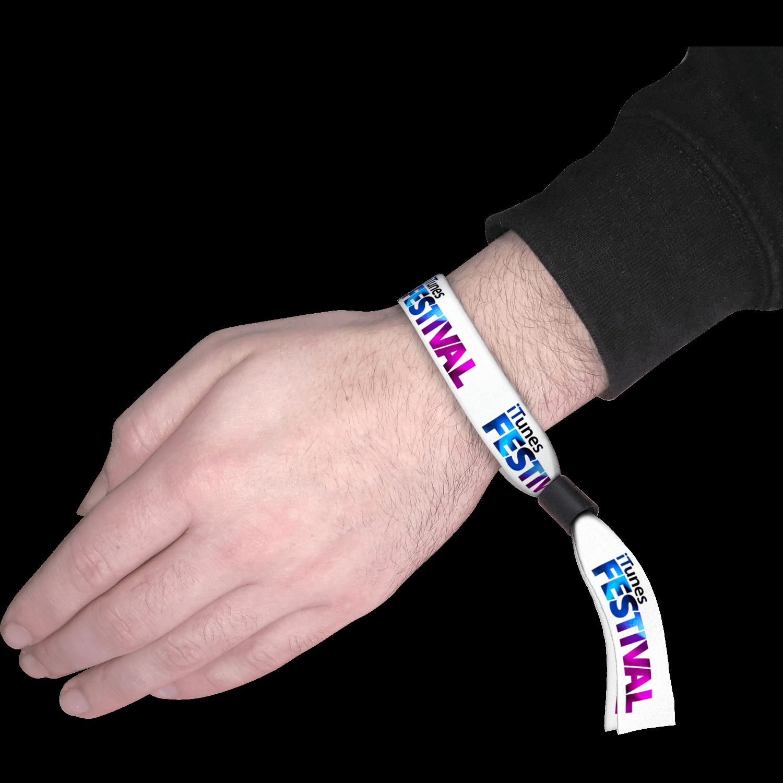 15mm Festival Wristband