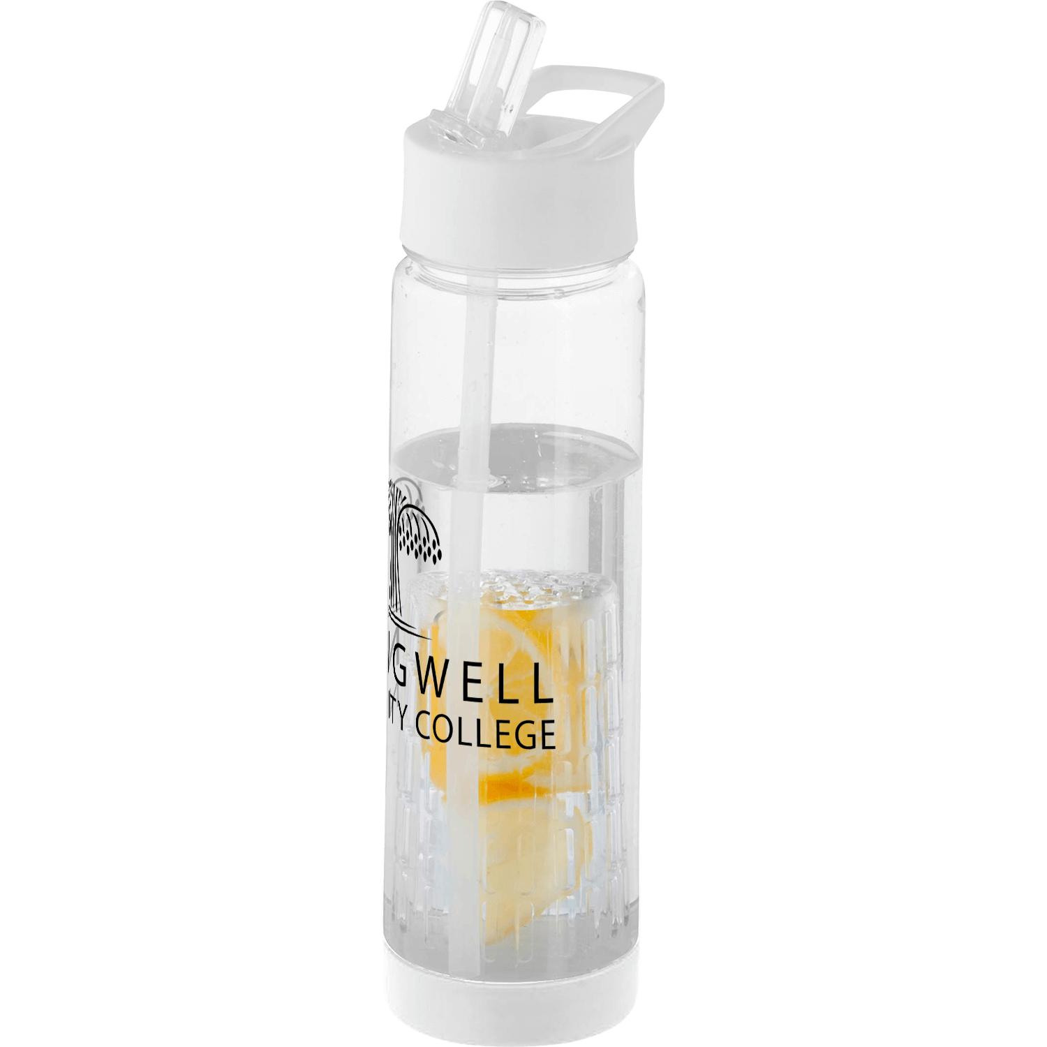 Tutti Frutti Infuser Water Bottle Printed