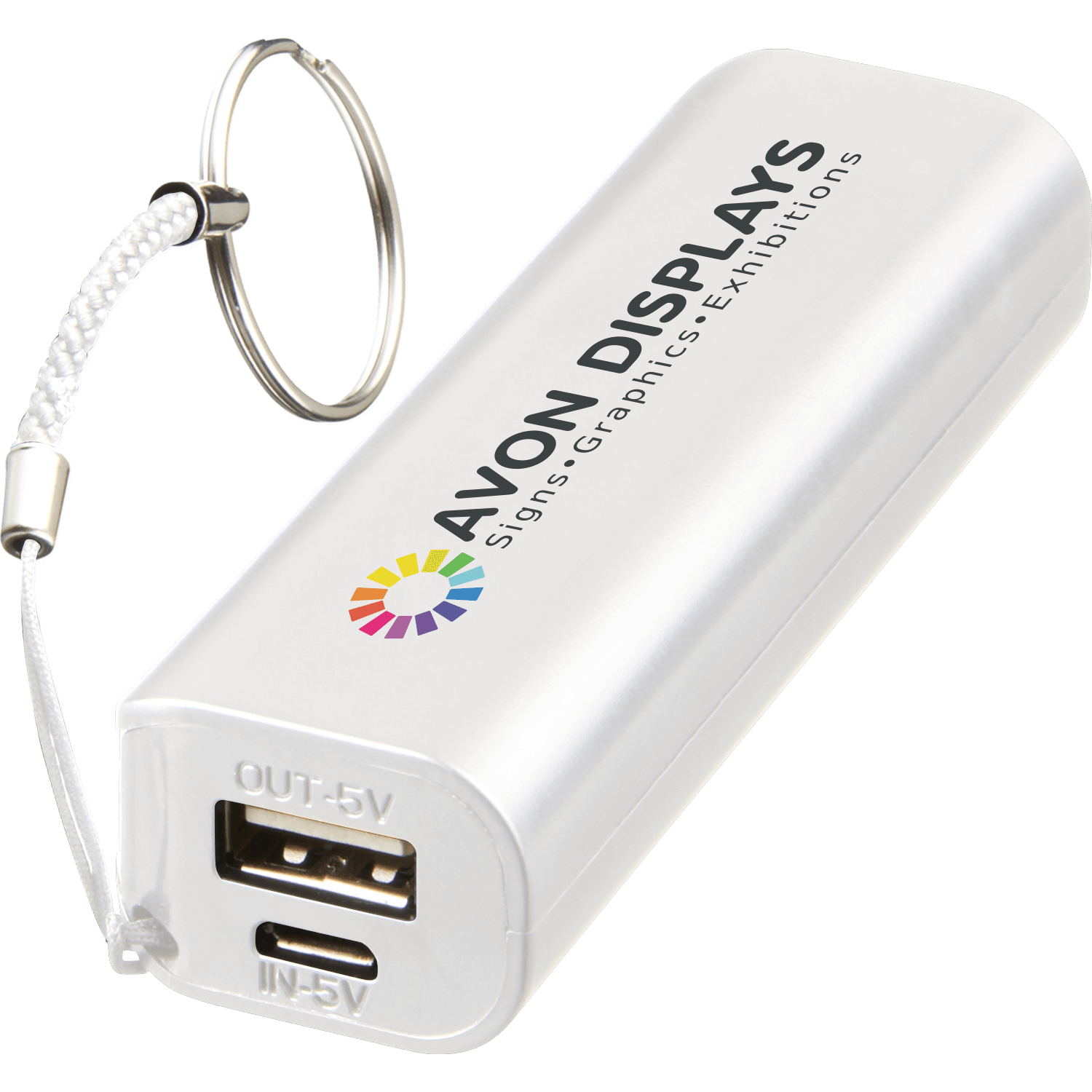 Apollo Power Bank Charger 1200mAh