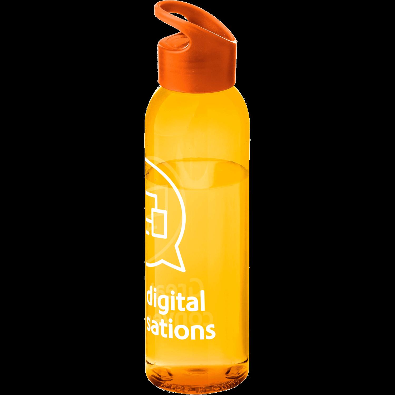 Transparent Orange - Orange Lid