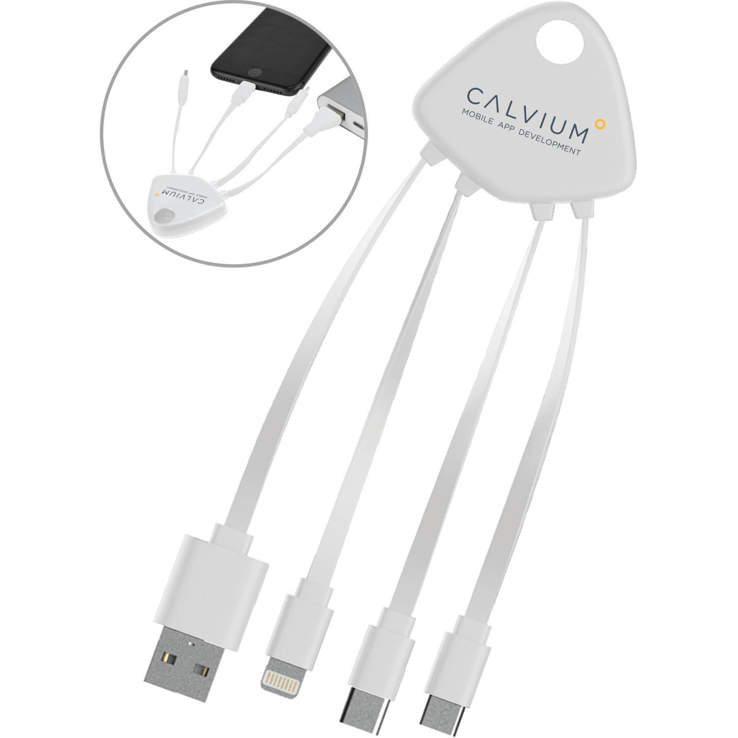 Jellyfish Charging Cable