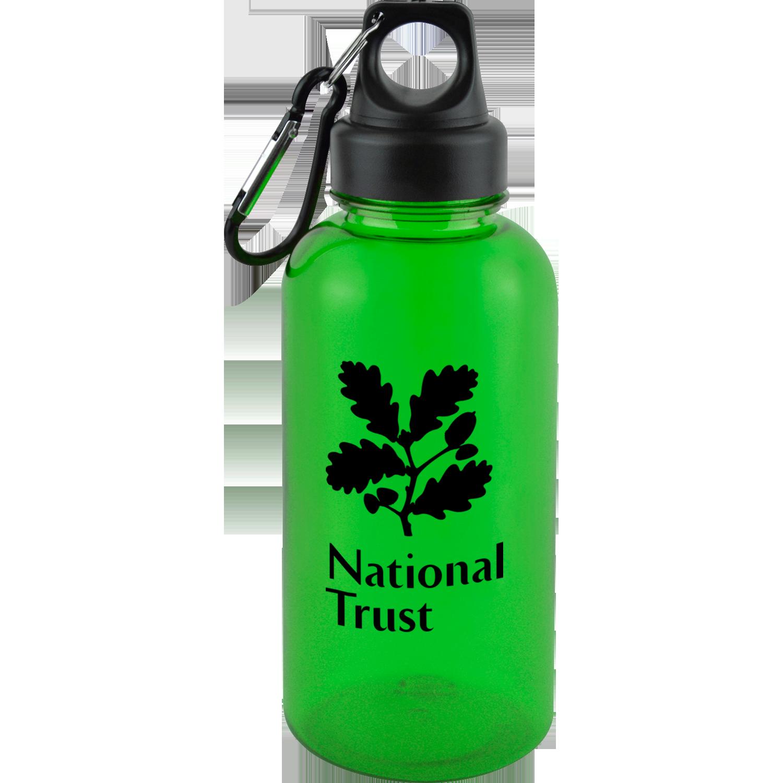 Carabiner Plastic Bottle