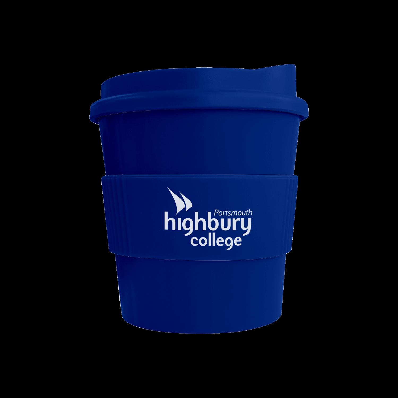 Blue Mug (280) - Blue Lid (280) - Blue Grip (280)