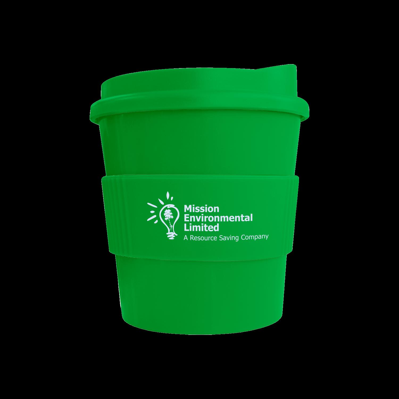 Green Mug (7481) - Green Lid (7481) - Green Grip (7481)