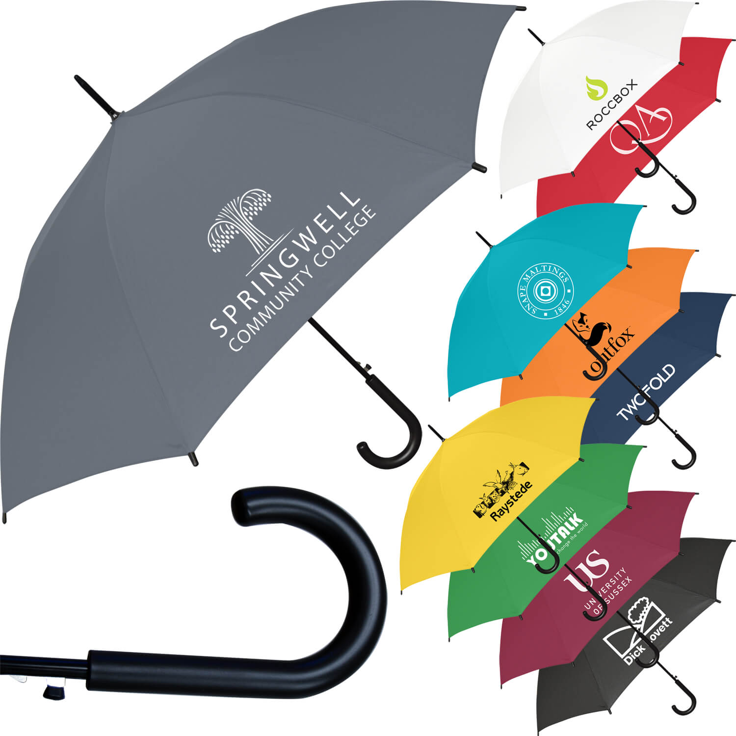 Knightsbridge Automatic Umbrella