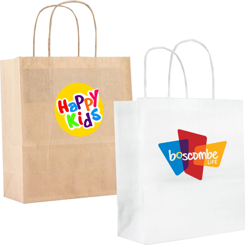 Mini Kraft Paper Bag