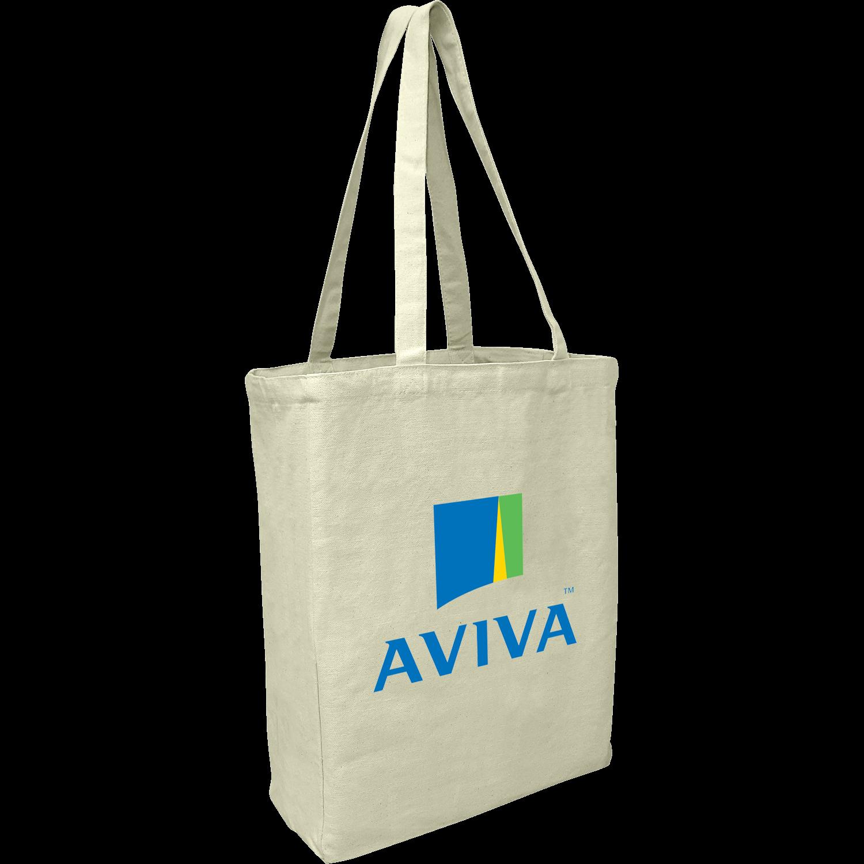Heavy-Duty 10oz Cotton Tote Bag