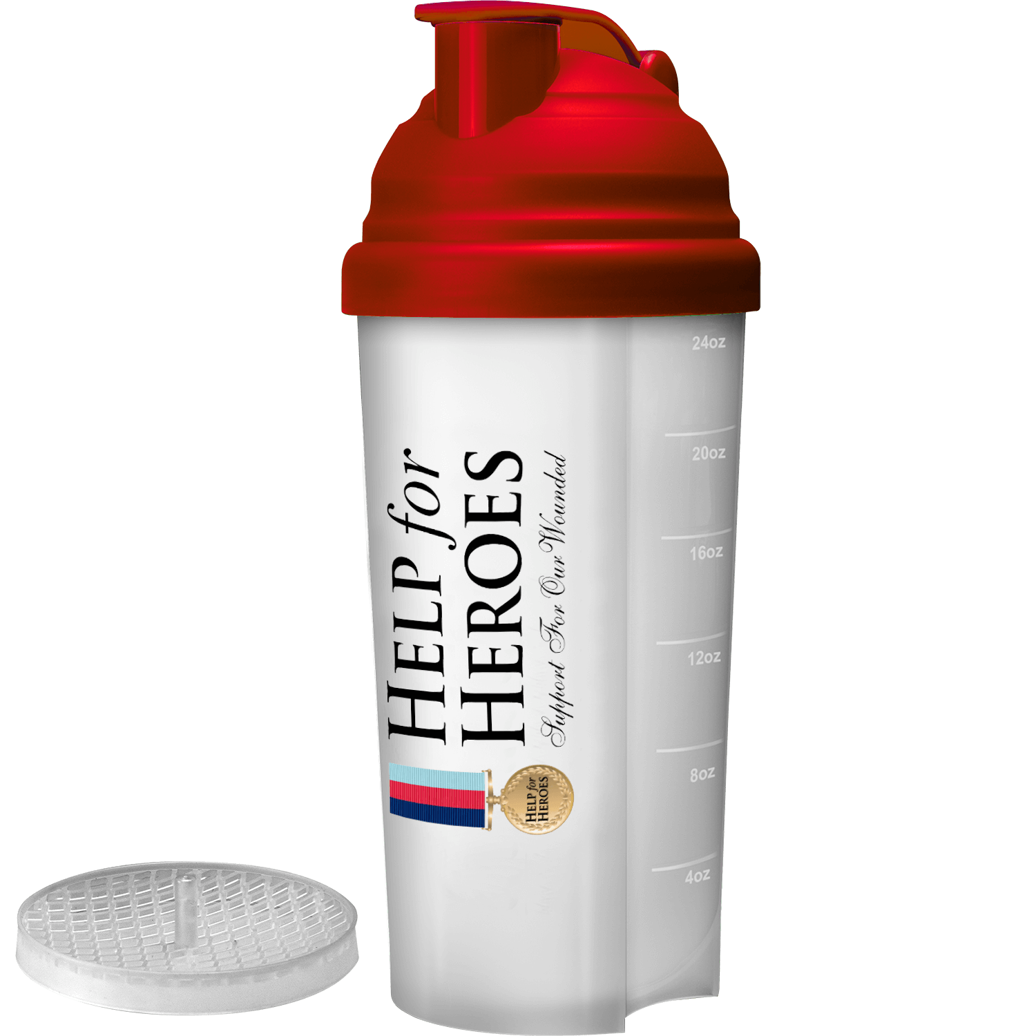 Protein Shaker Bottle 700ml