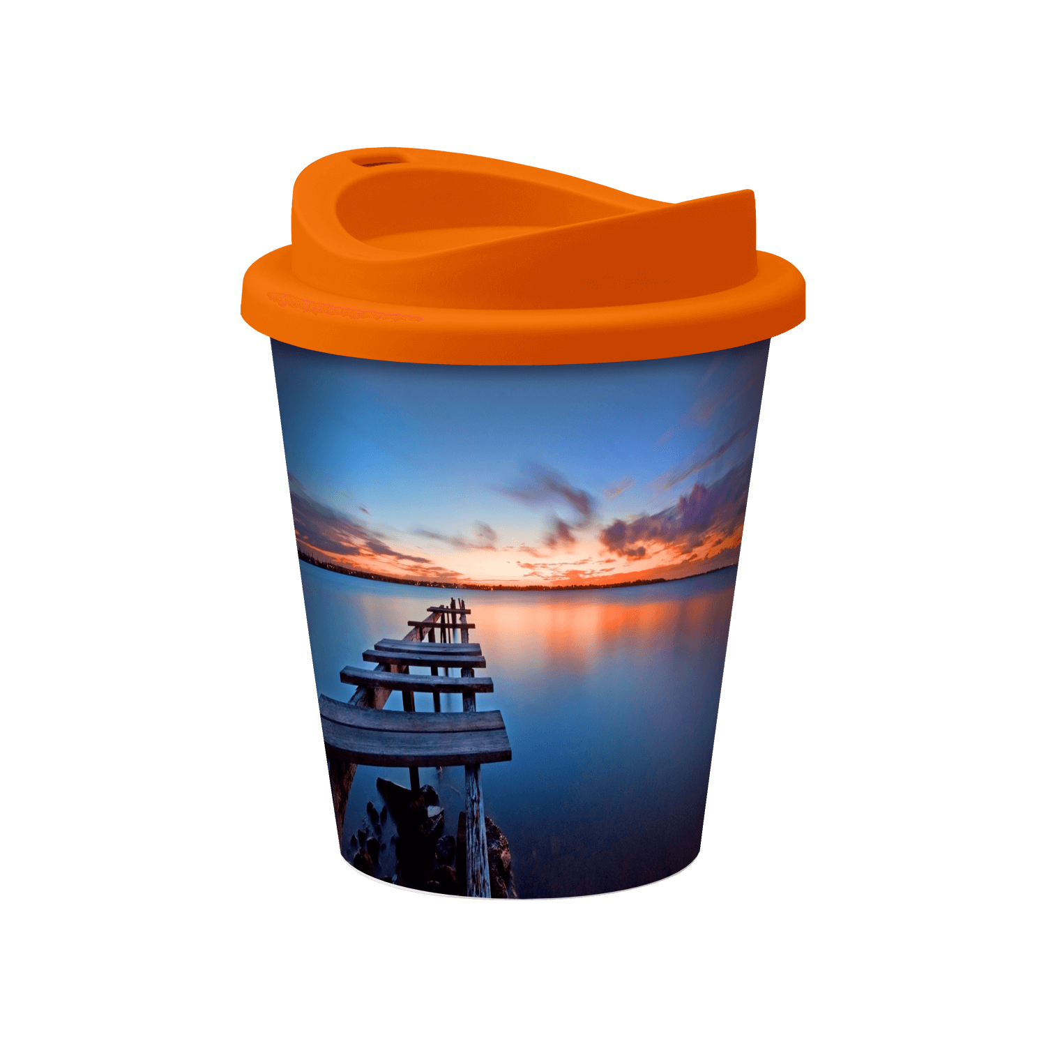 Full Colour Vending Cup