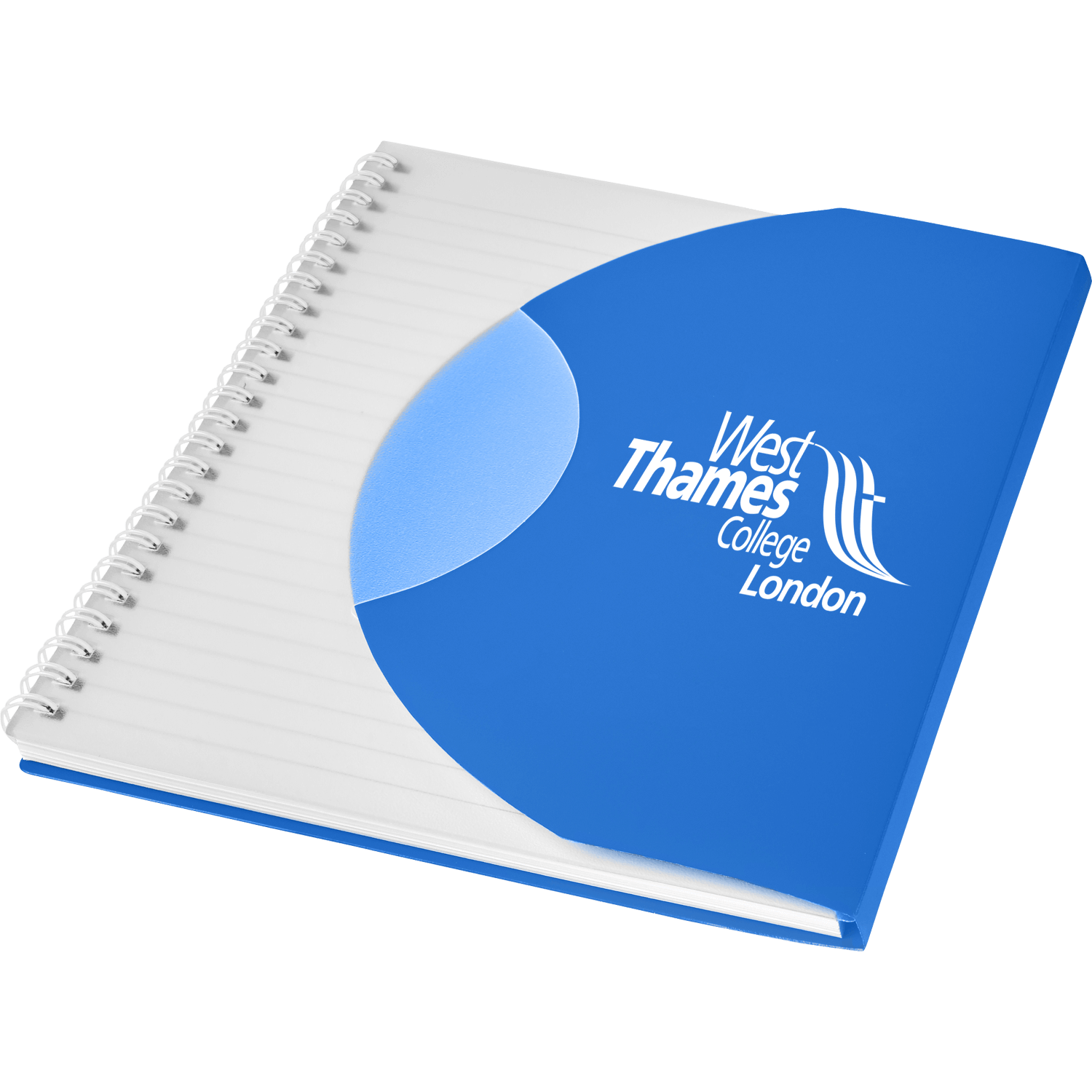 A5 Wave Notebook