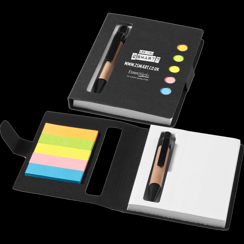 Window Notebook Set & Pen