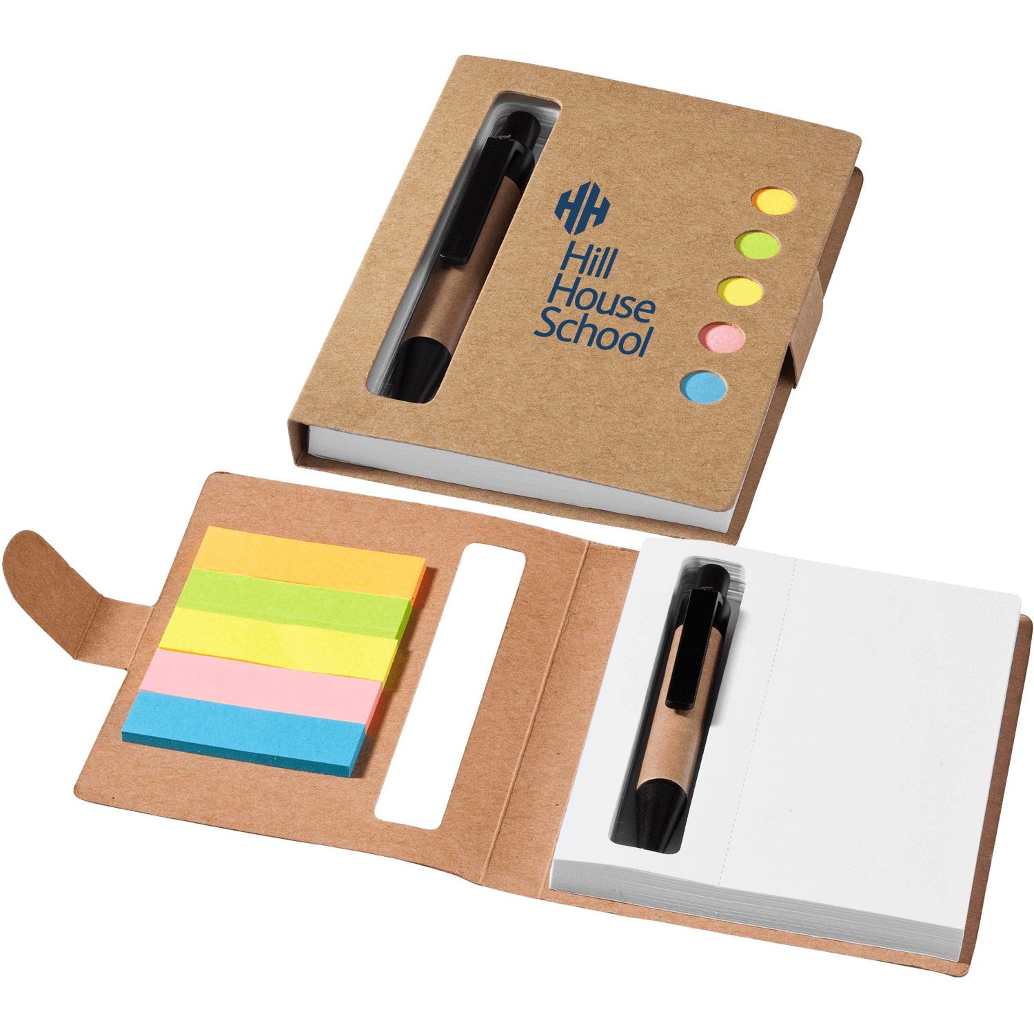 Eco note pad - branded