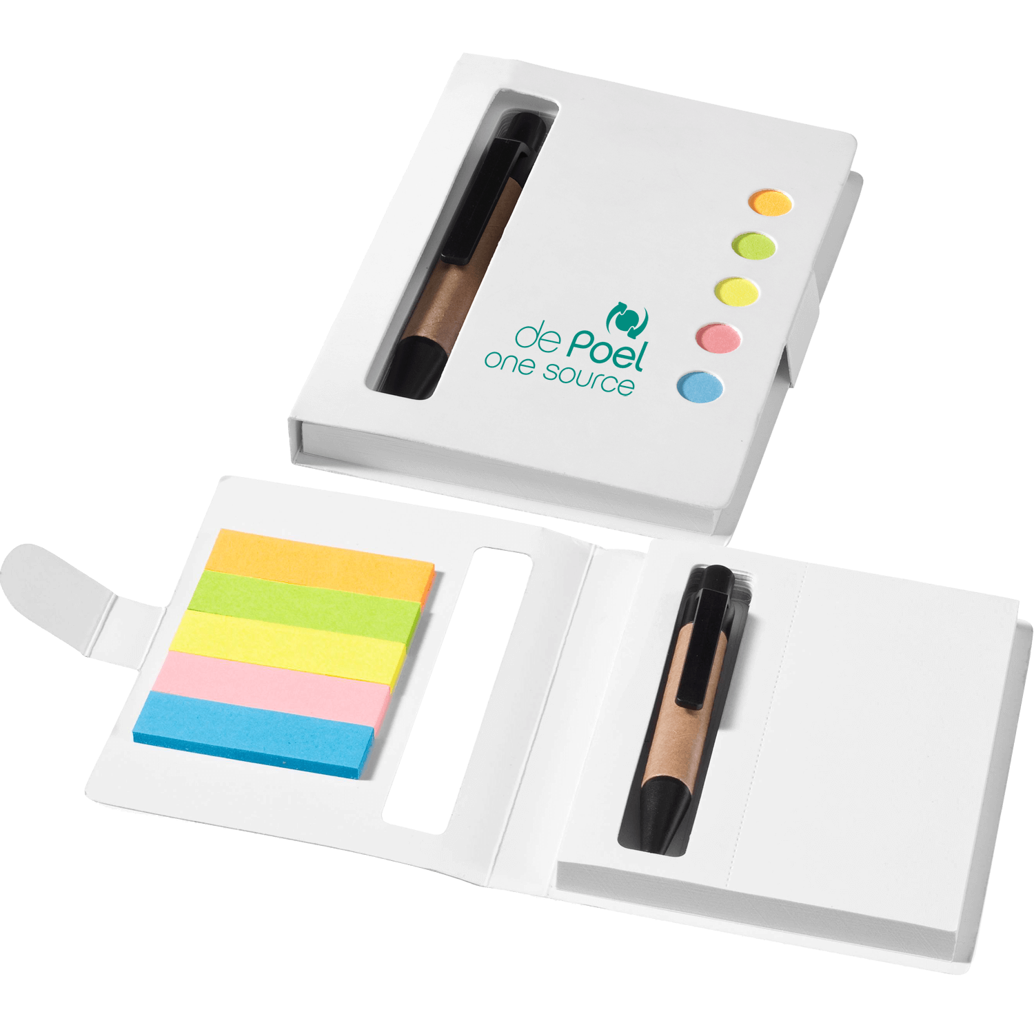 Window Notebook Set & Pen