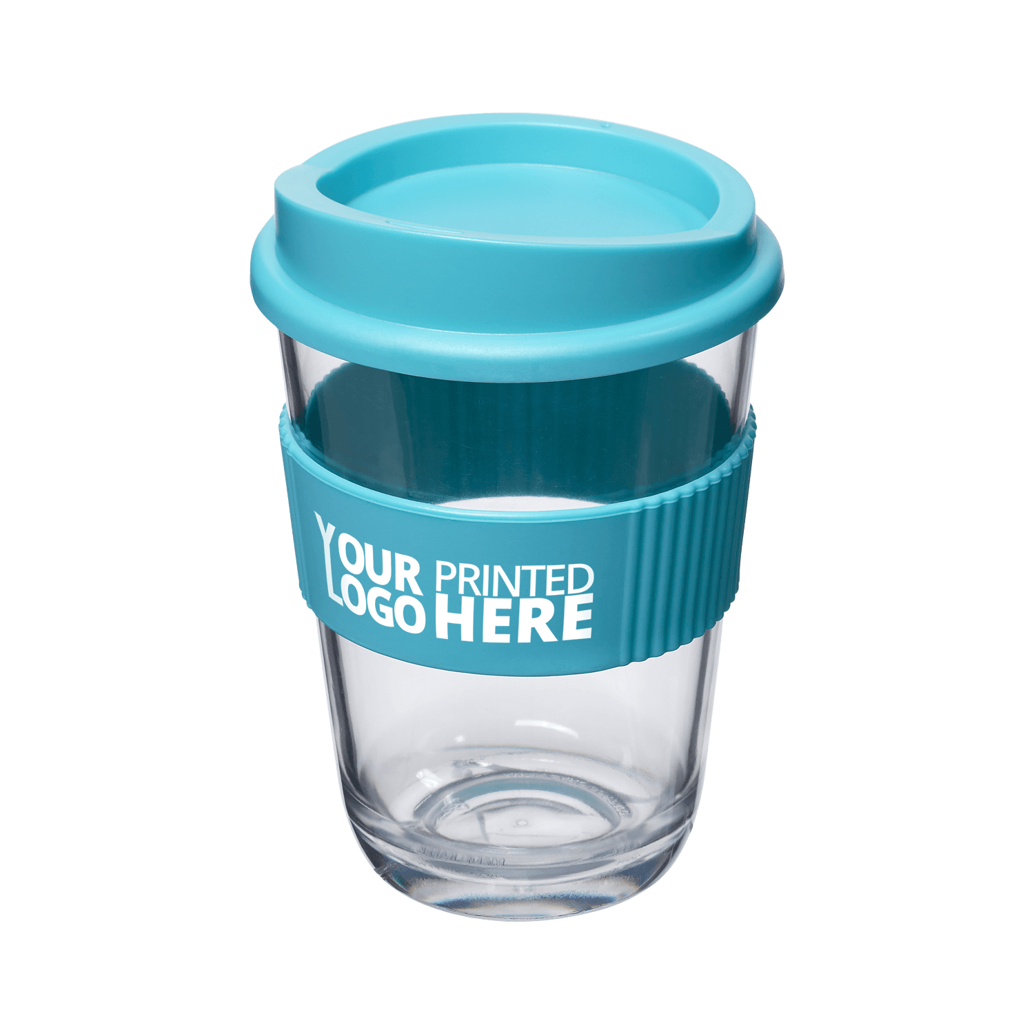 Americano Clear Coffee Cup 300ml