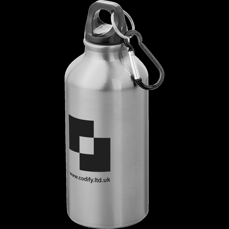 Carabiner Bottle 400ml