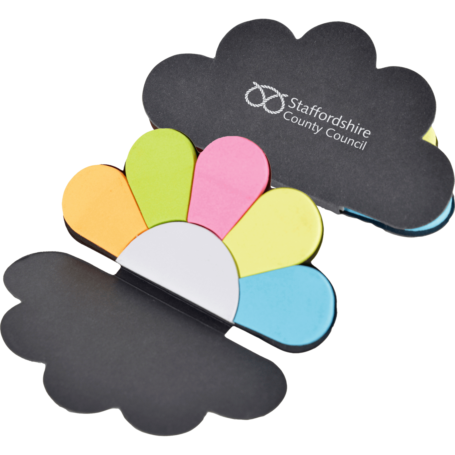 Cloud Sticky Page Markers