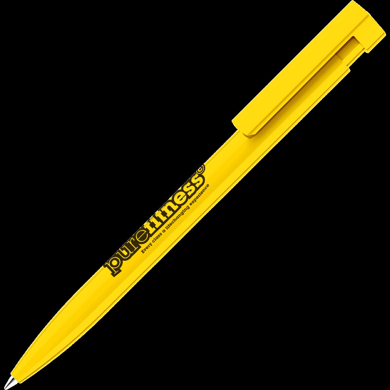Bright Yellow Polished